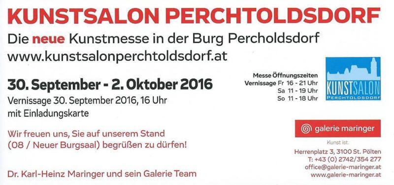Kunstsalon Burg Perchtoldsdorf