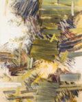 Poble sec - 150x120 cm | Eitempera auf Leinwand | 2013