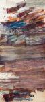 small door #3 - 124x56 cm   Eitempera auf Papier   2015