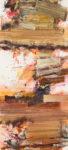small door #8 - 124x56 cm   Eitempera auf Papier   2015