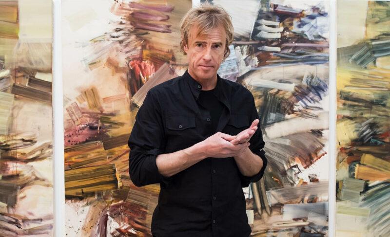 Kurt Schönthaler, Künstler in St. Pölten